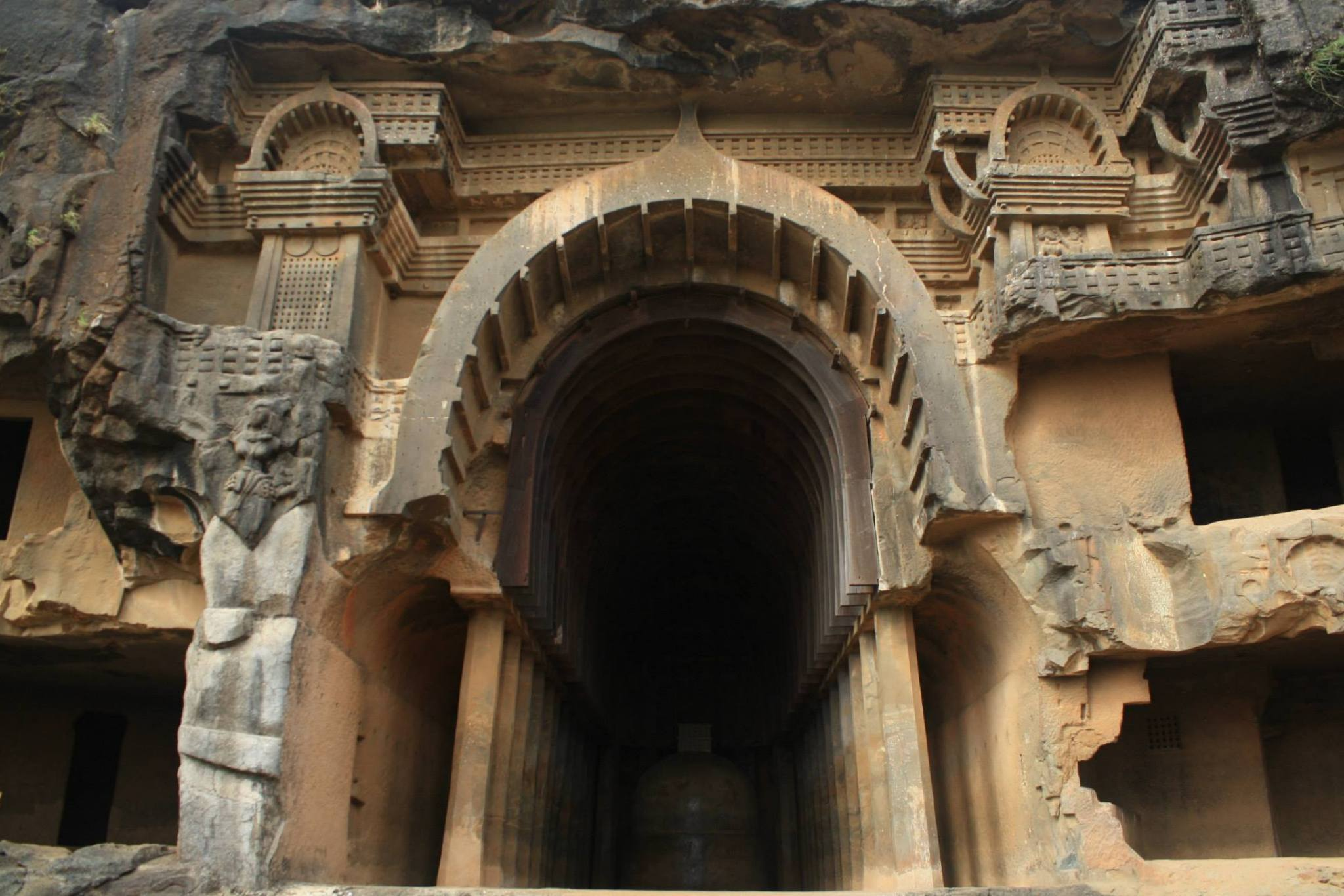 The Ancient Bhaje and Karla Buddhist Caves | Pune |Maharastra