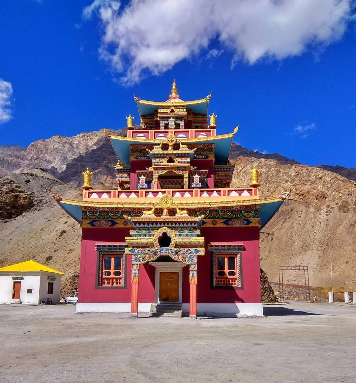 Gue Monastery