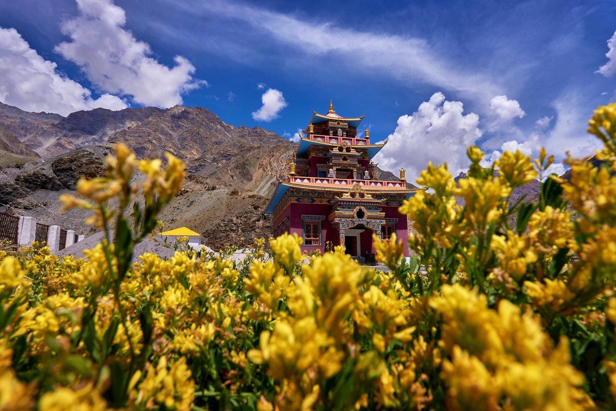 Gyu Monastery Spiti Valley | Himachal Pradesh