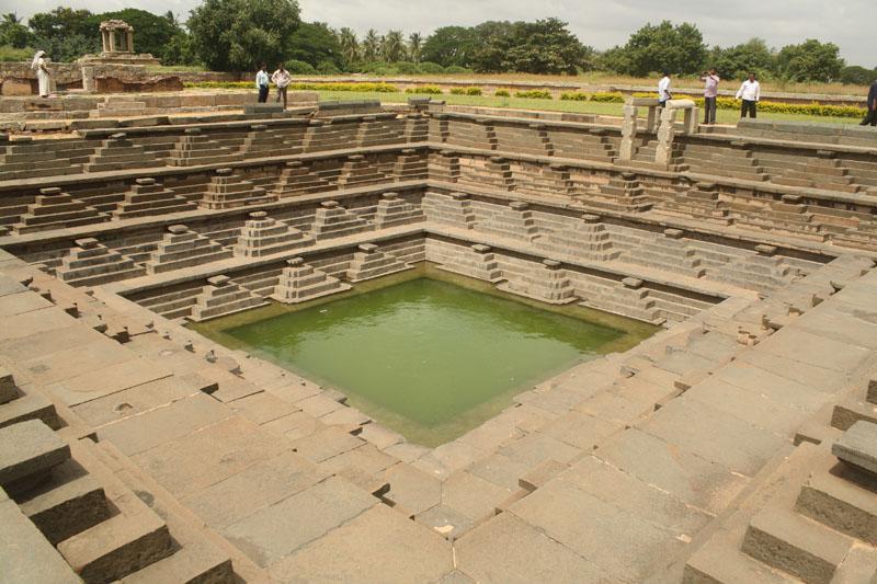 Pushkarini - Queen's Bath