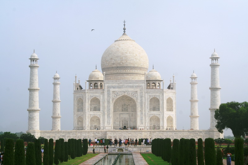 The Magical Allure of The Taj Mahal | Agra | Travel And Trekking