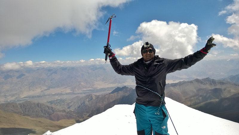 Stok Kangiri (6153m) Trekking Expedition – Part II | Leh Ladakh | India