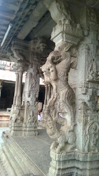 Yali Virupaksha Temple