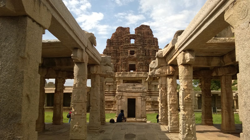 A Backpacker's Guide to Explore, Hampi : Part 2