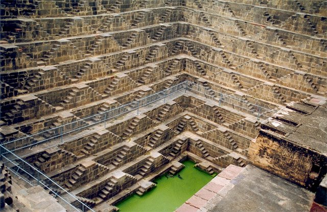 stepwells_india