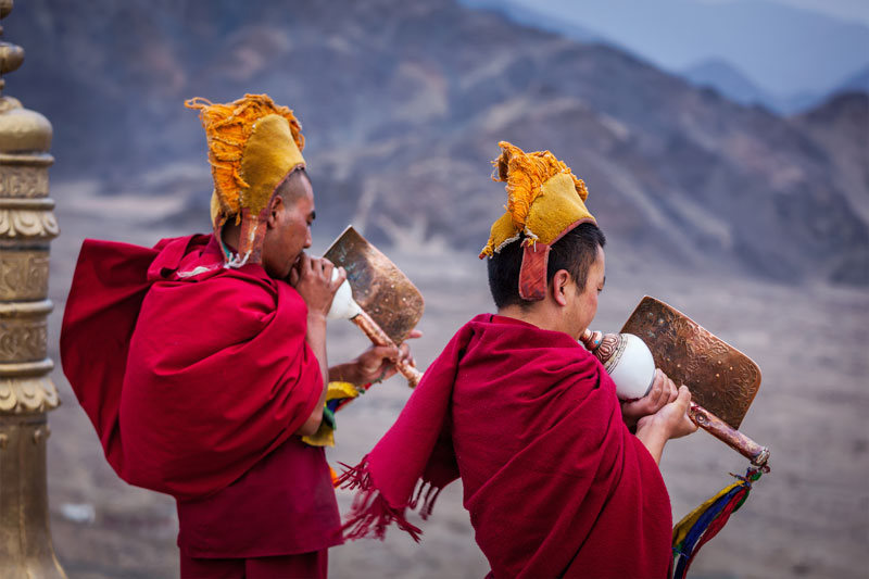 Thikse Monastery, Thikse Gompa | Leh Ladakh | Travel And Trekking