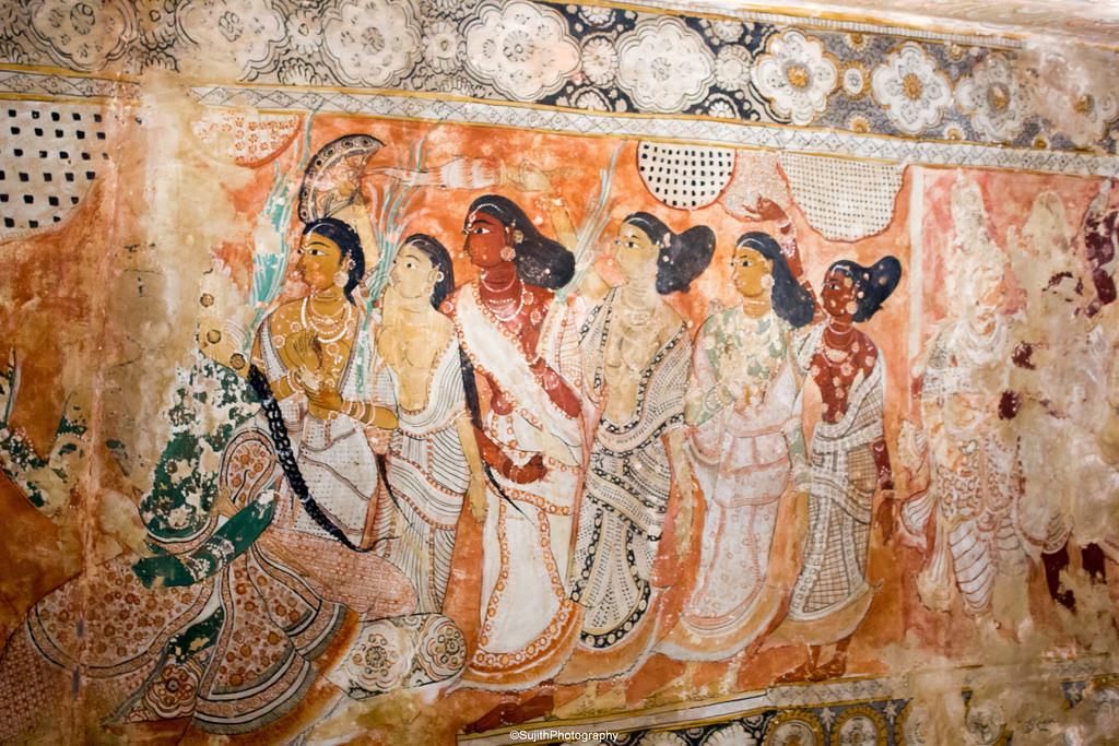 lepakshi frescos