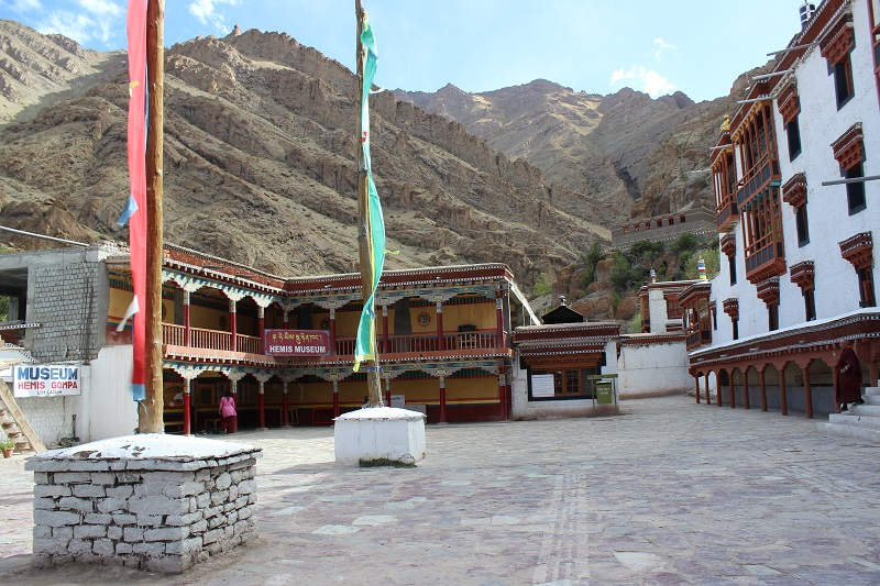 Hemis Monastery | Leh And Ladakh | Travel And Trekking