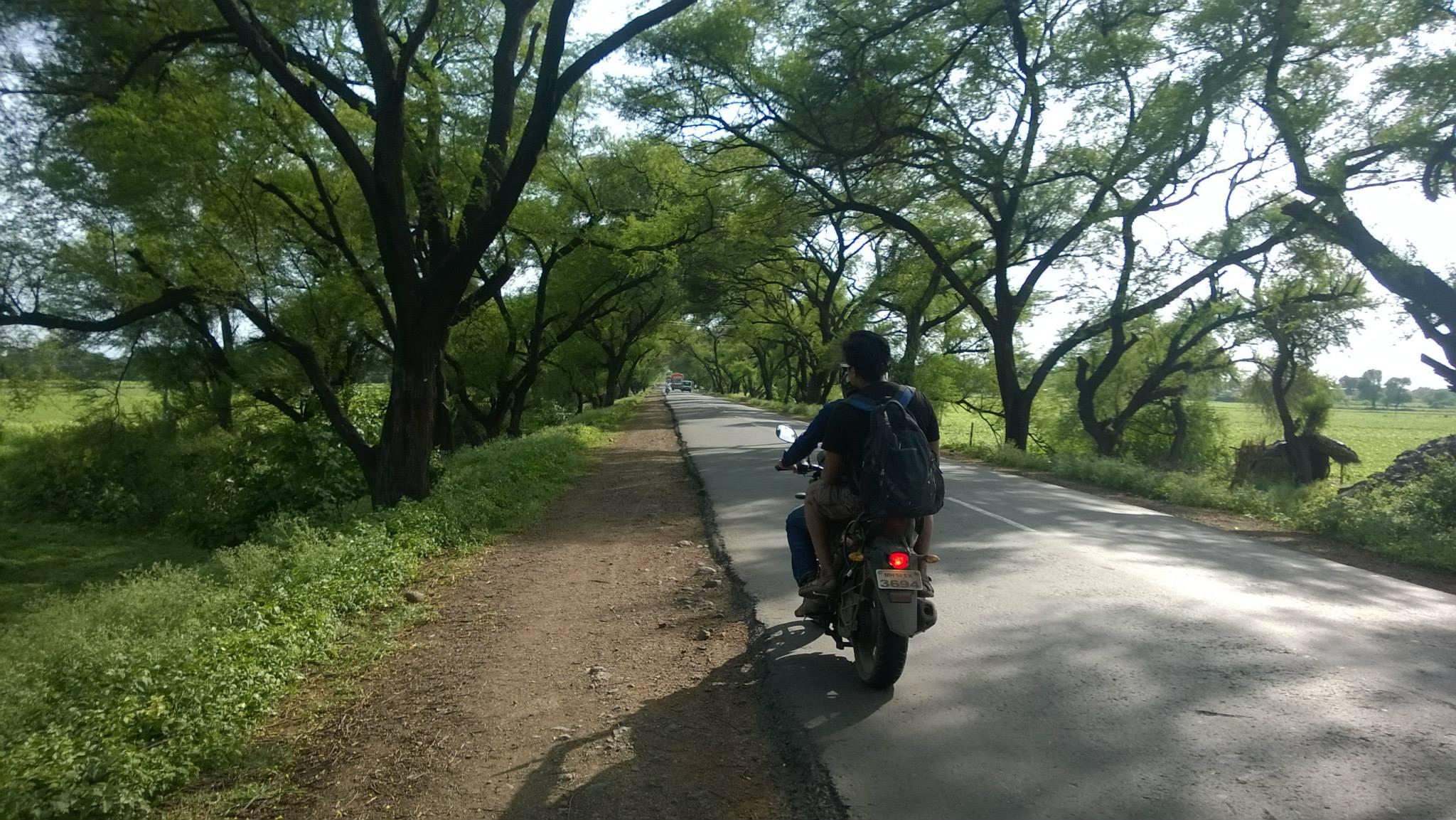 Lonar Crater Bike Trip