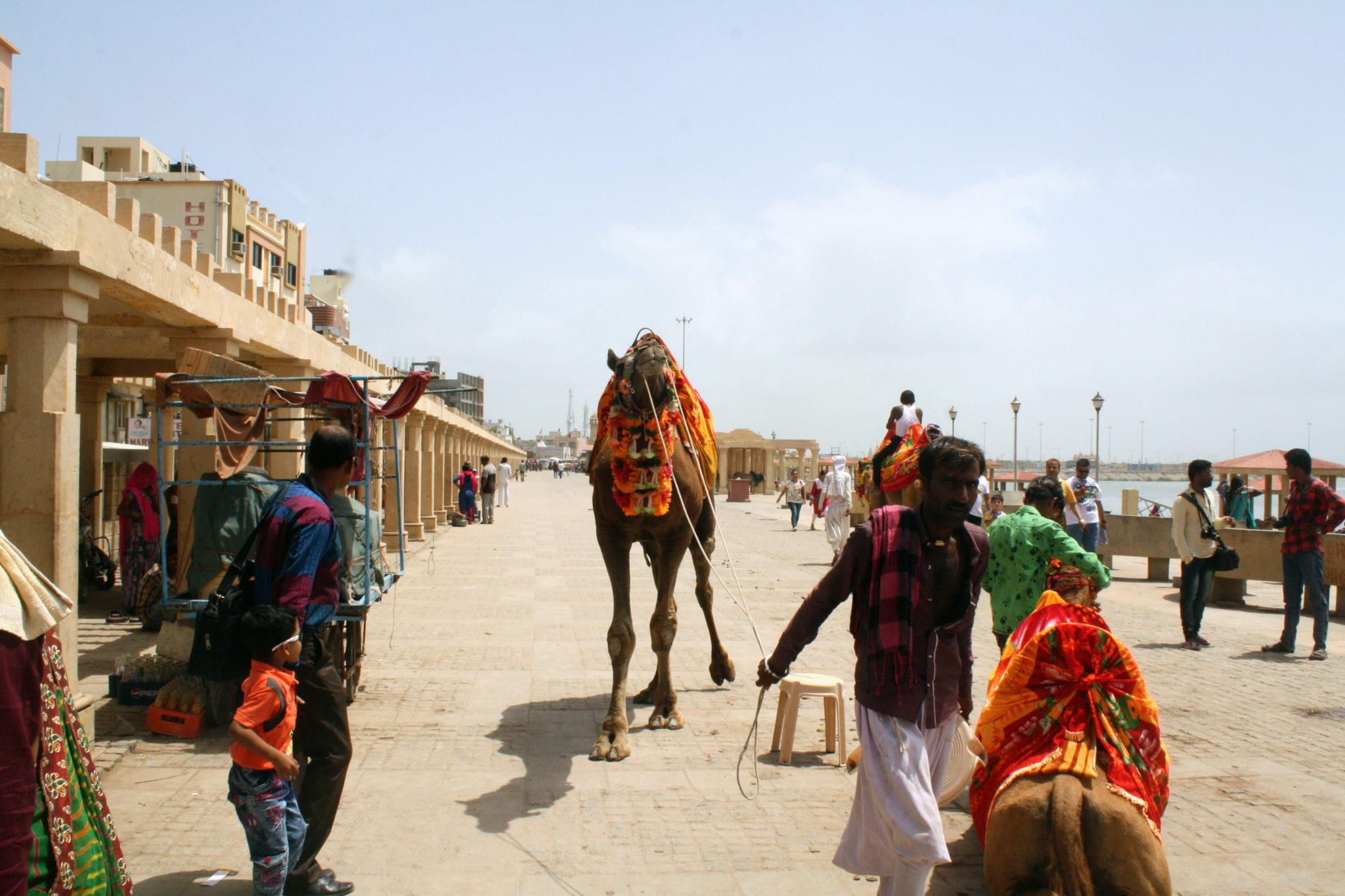 Dwarka Ghats