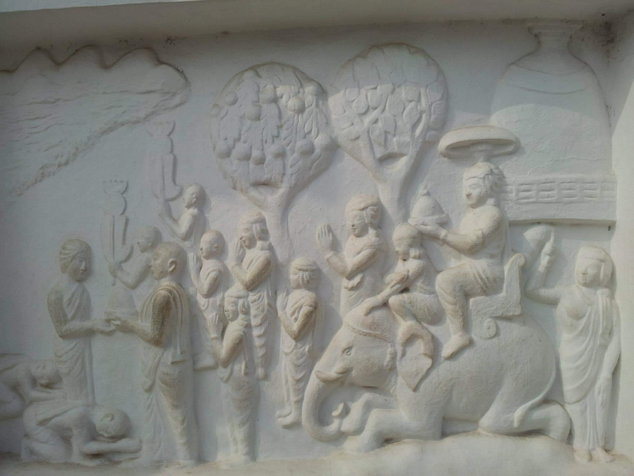 Dhauli Shanti Stupa1