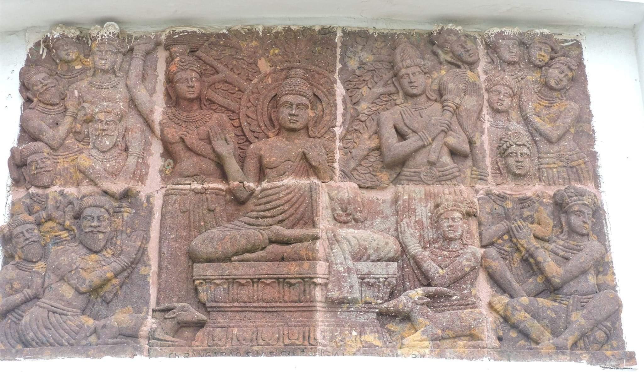 Dhauli Shanti Stupa12