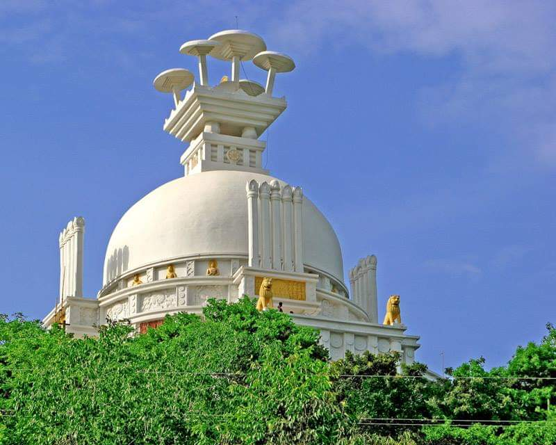 Shanti Stupa – Dhauli | Odisha | Travel And Trekking