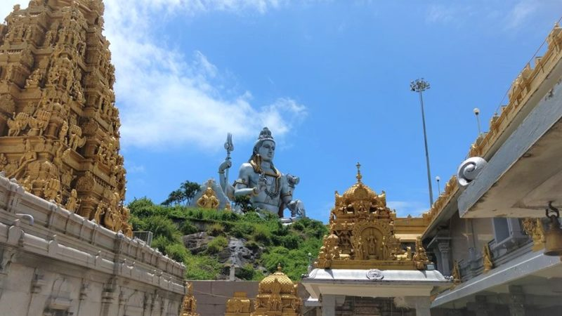 Murudeshwar : Lesser Known Places of Visit in Karnataka- Part V | Travel And Trekking