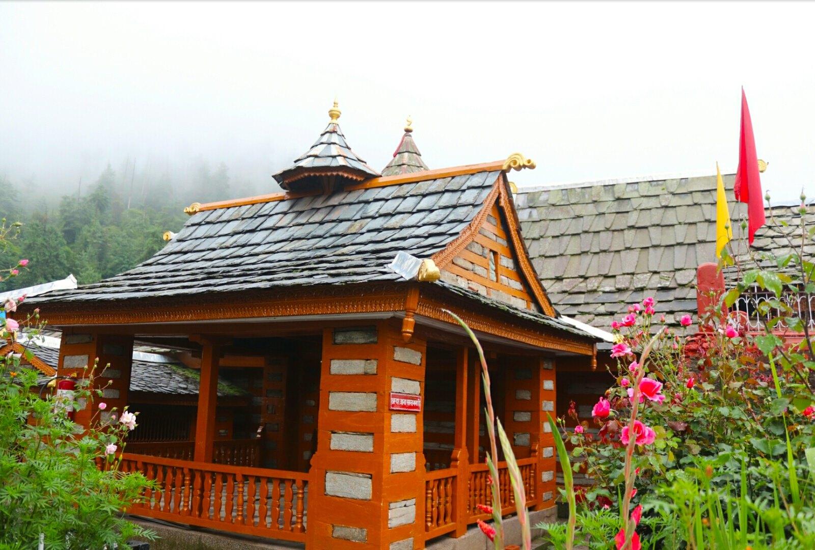 Sarahan Bhimakali temple Pics