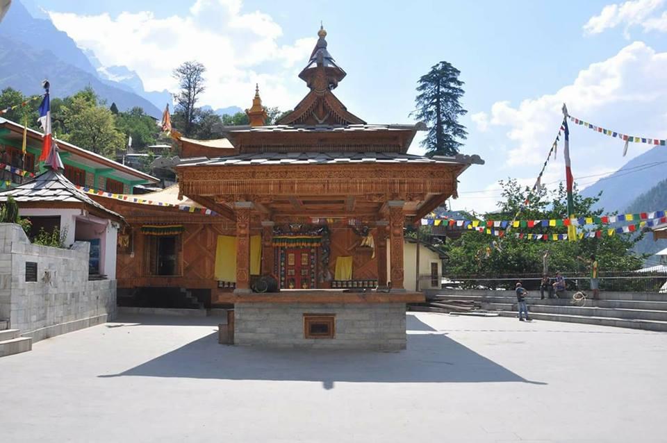 Bering Nag Temple