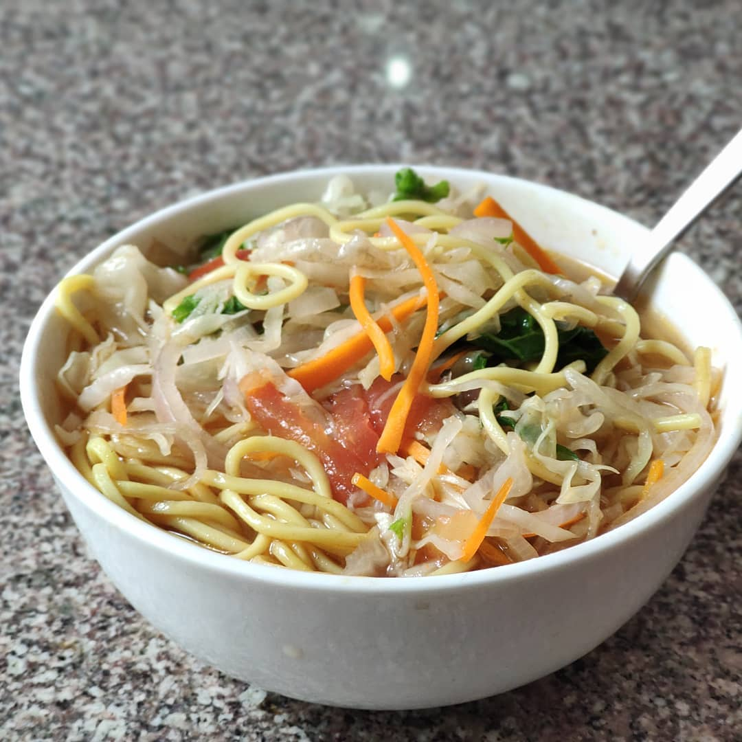 Thupka Noodle Soup